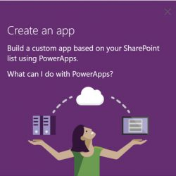 Create Power App Screen