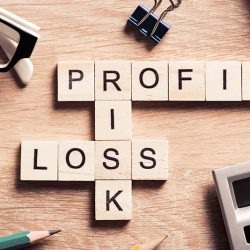 Risk between Profit and Loss
