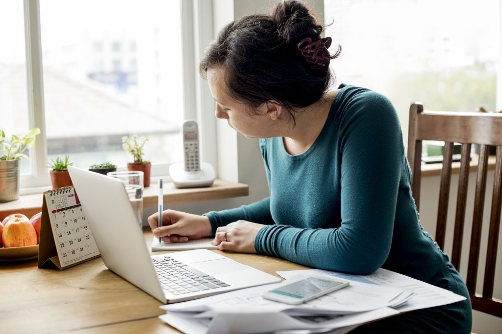 Virtual Training Studying